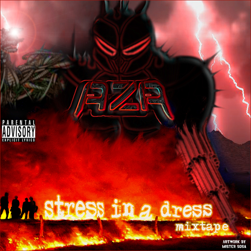 Stress in a Dress MIXTAPE